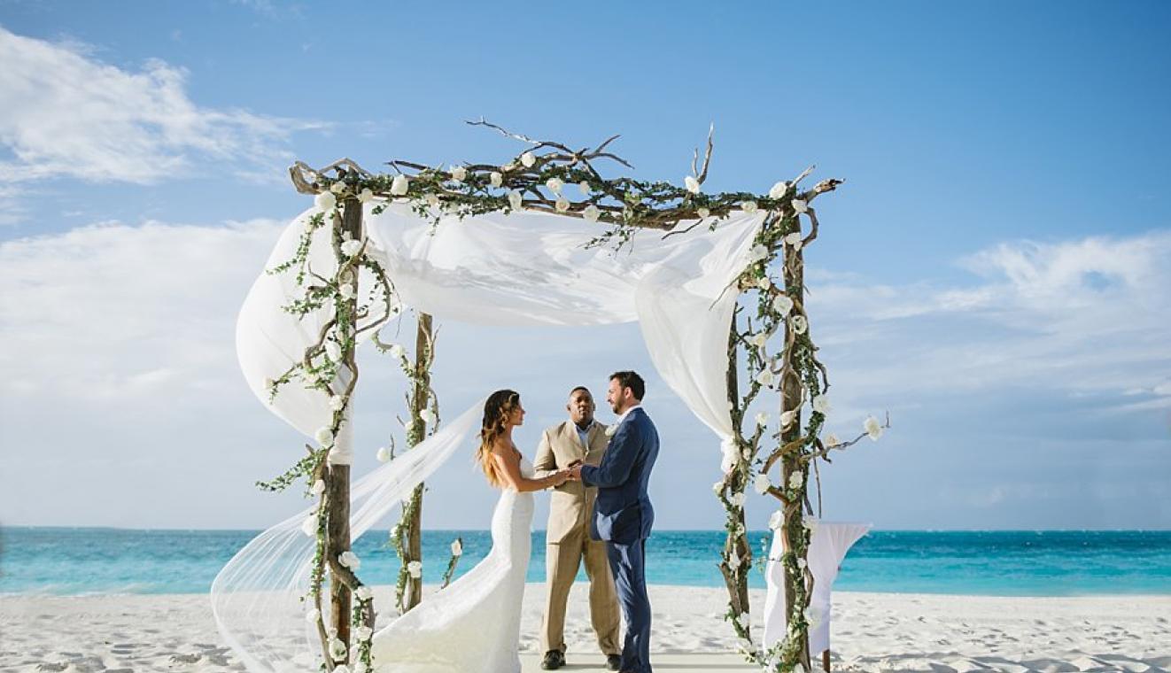Destination wedding locations now destination weddings for Turks and caicos destination wedding